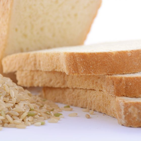Gluten Free Rice Bread